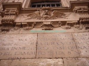 catedral murcia 300x225 El aviso de la Catedral de Murcia