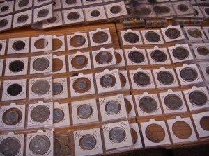 monedas1 300x225 El último Numismático