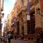 El Casino, la plaza Verónicas y el Modernismo