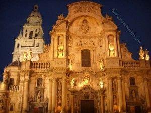 catedral murcia1 300x225 El Campanero de la Catedral de Murcia