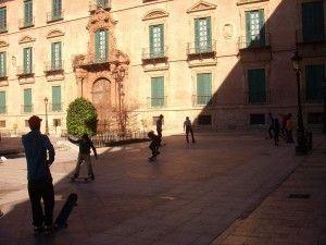 glorieta1 300x225 Murcia está de cine con la  Murcia Film Office