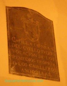 merced1 234x300 La Virgen del Cuello Tuerto en La Merced Murcia