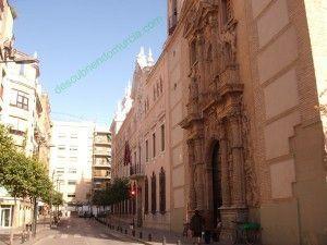 murcia51 300x225 La calle de los descabezados en Murcia