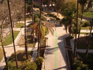 parque viudes1 300x225 ¿El Caribe?... no, Murcia