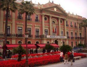 ayuntamiento murcia1 300x230 Relojes con fallos en Murcia