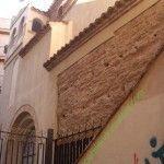 La Muralla Islámica en la Capilla del Pilar y la Calle Sagasta