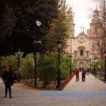 Jardín de Floridablanca, el primer jardín público de España