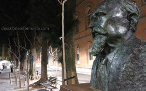 Echegaray Murcia 300x188 Los dos premios Nobel de Murcia
