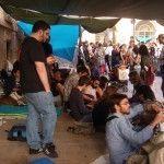 acampada democracia real ya murcia1 150x150 Democracia Real Ya en la Glorieta de Murcia