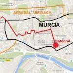 Mapa-Muralla-Murcia