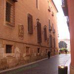 Palacio-Episcopal-calle-Arenal-Murcia