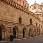 Los «falsos» soportales de la Catedral de Murcia