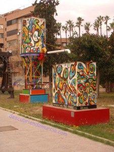 Jose Lucas Estacion Tren Murcia 225x300 La obra de José Lucas en la Estación de Tren