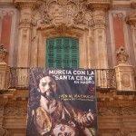 Murcia con la Santa Cena en Madrid Palacio Episcopal