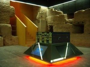 museo sta eulalia murcia1 300x225 La puerta monumental de Santa Eulalia en Murcia