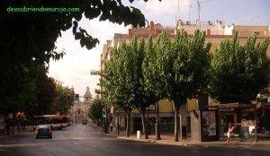 Plaza de Camachos Barrio del Carmen1 300x174 Ver los toros en la Plaza Camachos de Murcia
