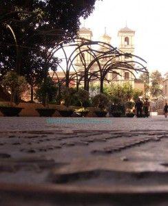 Santo Domingo Murcia1 244x300 Un hippie por las calles de Murcia