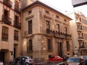 Palacio de la Inquisicion Murcia1 300x225 Desnudos en El Carmen, Roque López, la Inquisición derrotada y mucho más...