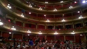 Teatro Romea Murcia4 300x169 Julián Romea triunfa en el Teatro de los Infantes