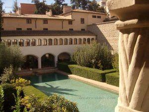 Museo Las Claras Murcia Alberca1 300x225 El Alcázar del Monasterio de Santa Clara, uno de los edificios más importantes de Murcia