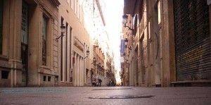 calle Traperia Murcia1 300x149 Placas para conocer nuestra historia, leyendas y curiosidades
