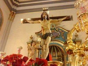 Cristo de la Sangre Murcia patron Barrio Carmen1 300x225 El Cristo de la Sangre, patrón del Barrio del Carmen