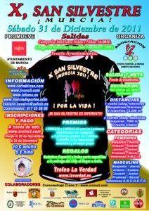 San Silvestre Murcia1 212x300 Para correr la San Silvestre 2011 en Murcia