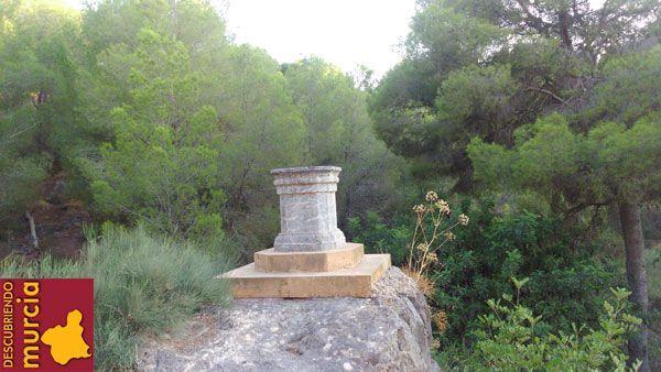 santuario Fuensanta Murcia La diosa Deméter y la Virgen de la Fuensanta
