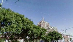 Cristo Monteagudo Murcia 300x173 El complejo de Monteagudo sigue en ruinas