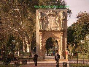 Huerto de las Bombas portada Murcia