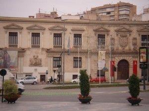 Palacio Almudi Murcia Se cumplen 4 siglos de la destrucción del Palacio Almudí por un rayo