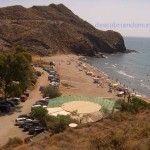Puntas de Calnegre, el desierto junto al mar