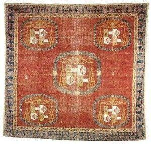 alfombra tapiz Mateo Lang 300x286 El Obispo Mateo Lang von Wellenburg