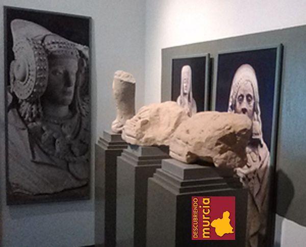 ibero cigarralejo mula Las ciudades egipcias, celtas y griegas de la Región de Murcia