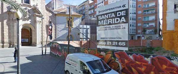 panteon arabe Plaza Santa Eulalia Murcia Descubierto un panteón árabe en la Plaza de Santa Eulalia de Murcia
