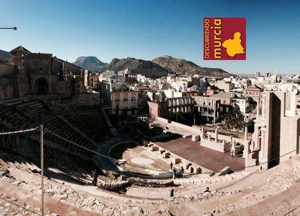 Cartagena Teatro Romano ¿Quieres ser mecenas del Teatro Romano de Cartagena?...