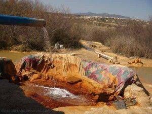 El Saladillo Mazarron 300x225 Las aguas termales de El Saladillo en Mazarrón