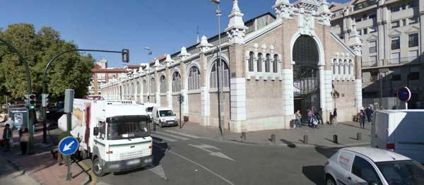 Mercado Veronicas Murcia Plano San Francisco Compra online en las Plazas de Abastos de Murcia