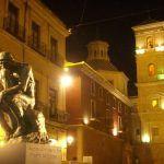 Pensador de Rodin en Murcia