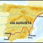 La carretera del Palmar es la Vía Augusta