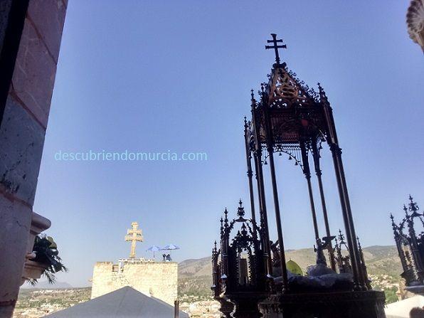 Caravaca de la Cruz Murcia El misterioso robo de la Cruz de Caravaca (Parte IV y fin)