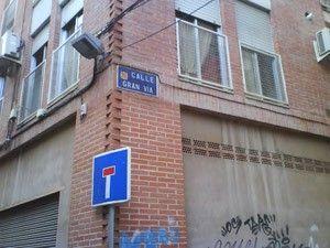 Gran Via Murcia Bienvenidos a la calle Gran Vía de Murcia