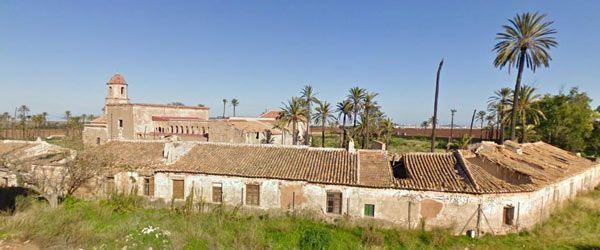 Monasterio San Gines de la Jara Cartagena Siguen los destrozos en San Ginés de la Jara