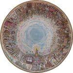 Cúpula del Santuario de La Fuensanta en un plato