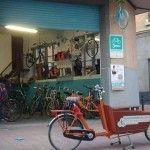 Hospital de Bicis en el Barrio del Carmen