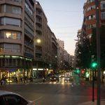 Gran Vía, Murcia.