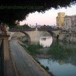 Puente Viejo Rio Segura Murcia