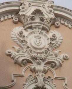 campus La Merced Universidad de Murcia1 244x300 Alfonso X el Sabio y las 5 coronas de su escudo