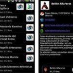 Nueva aplicación Android: «Artesanosdeaqui»