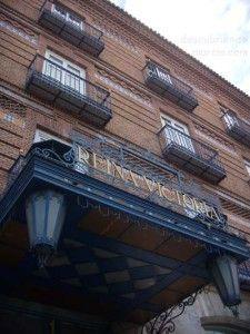 Hotel Reina Victoria Murcia 225x300 Los ladrillos del Hotel Victoria de Murcia